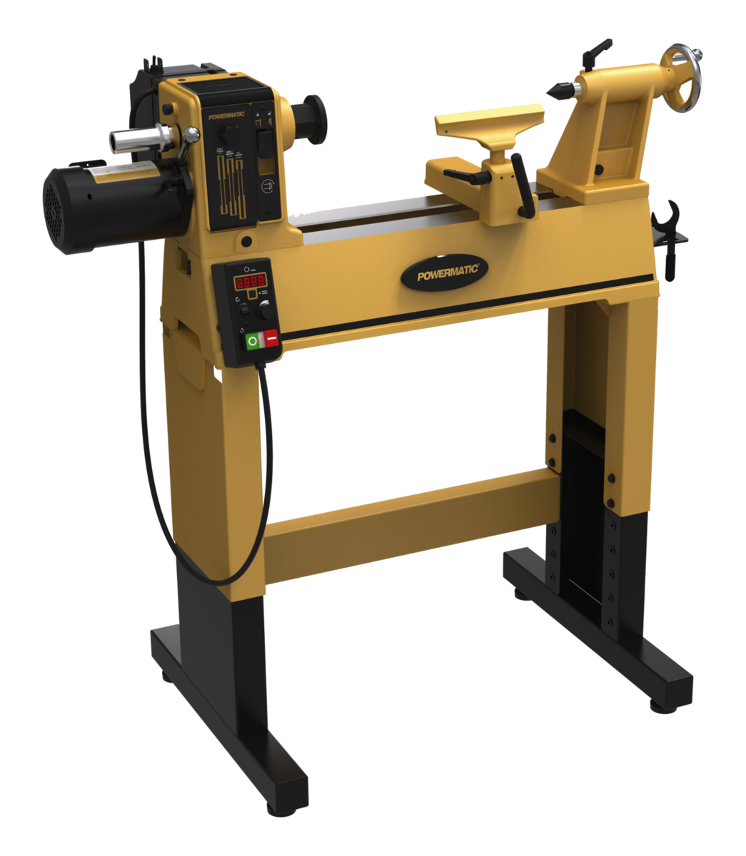 Powermatic 2014 Lathe and Stand